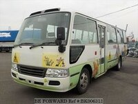 2008 TOYOTA COASTER KIDS BUS