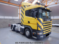1998 SCANIA 144 MANUAL DIESEL