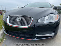 2009 JAGUAR XF XF LUXURY RWD