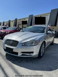 2010 JAGUAR XF XF LUXURY RWD