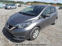 2018 NISSAN NOTE X