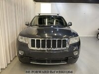 2013 JEEP CHEROKEE OVERLAND SPORT UTILITY 4D