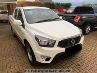 2017 SSANGYONG MUSSO MANUAL DIESEL