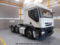 2011 IVECO STRALIS AUTOMATIC DIESEL