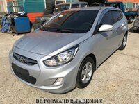 2011 HYUNDAI ACCENT NAVIGATOR+CAMERA+SMART KEY+ABS