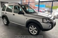 2005 LAND ROVER FREELANDER MANUAL PETROL