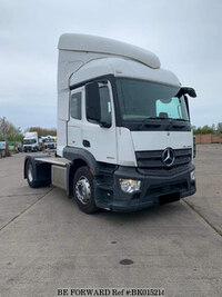 2016 MERCEDES-BENZ ACTROS AUTOMATIC DIESEL