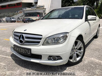 2011 MERCEDES-BENZ C-CLASS CGI-BLUEEFFICIENCY-REVCAM