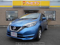 2020 NISSAN NOTE X V SELECTION