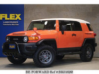 2012 TOYOTA FJ CRUISER 4.0 COLOR PACKAGE