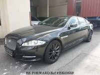 2011 JAGUAR XJ SERIES XJ 5.0L DOUBLE SUNROOF AT ABS