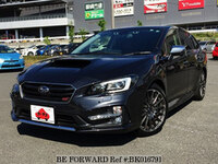 2016 SUBARU LEVORG 1.6 STI SPORTS EYE SIGHT