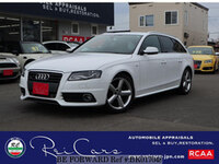 2009 AUDI A4 2.0TFSI QUATTRO S LINE PACKAGE