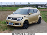 2016 SUZUKI IGNIS 1.2 HYBRID MZ SAFETY PACKAGE