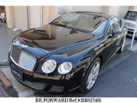 2010 BENTLEY CONTINENTAL GT 6.0