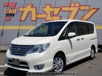 2016 NISSAN SERENA HIGHWAY STAR S EDITION