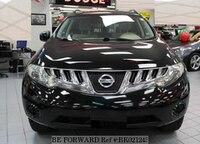 2009 NISSAN MURANO 4DR