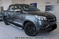 2019 SSANGYONG MUSSO AUTOMATIC DIESEL