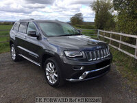 2014 JEEP GRAND CHEROKEE AUTOMATIC DIESEL