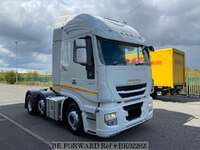 2014 IVECO STRALIS AUTOMATIC DIESEL