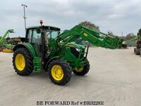 2014 JOHN DEER JOHN DEER OTHERS AUTOMATIC DIESEL