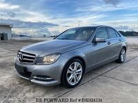 2013 MERCEDES-BENZ C-CLASS C180 BLUEEFFICIENCY