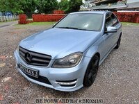 2013 MERCEDES-BENZ C-CLASS C 180 BLUEEFFICIENCY