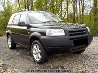 2003 LAND ROVER FREELANDER MANUAL DIESEL