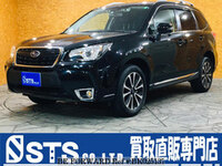 2016 SUBARU FORESTER 2.0 XT EYESIGHT