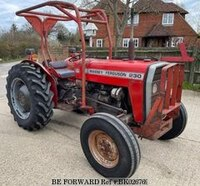 1983 MASSEY FERGUSON MASSEY FERGUSON OTHERS MANUAL DIESEL