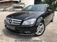 2011 MERCEDES-BENZ C-CLASS CGIBLUEEEFFICIENCY-REVCAM