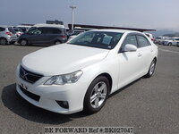 2011 TOYOTA MARK X 250G RELAX SELECTION