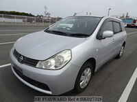2012 NISSAN WINGROAD 15M AUTHENTIC