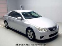 2011 TOYOTA MARK X 250G RELAX SELE BLACK LIMITED