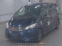 2008 HONDA FREED FLEX AERO