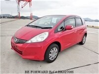2012 HONDA FIT 13G 10TH ANNIVERSARY