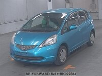 2009 HONDA FIT SMART STYLE EDITION