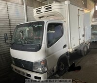 2008 MITSUBISHI CANTER REFRIGERATED TRUCK