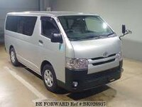 2014 TOYOTA HIACE VAN LONG DX