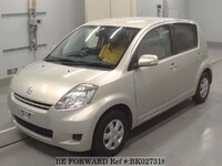 2008 TOYOTA PASSO X F PACKAGE