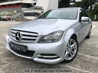 2011 MERCEDES-BENZ C-CLASS BLUEEFFICIENCY-7GTRONIC-LED