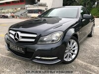 2011 MERCEDES-BENZ C-CLASS SPORTSCOUPE-CGIBLUEEFFICIENCY