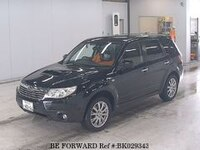 2010 SUBARU FORESTER 2.0XT BLACK LEATHER SELECTION