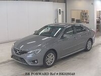 2012 TOYOTA MARK X PREMIUM FOUR