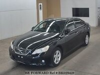 2011 TOYOTA MARK X 250G FOUR BLACK LIMITED