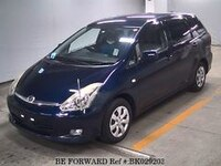 2008 TOYOTA WISH X L EDITION