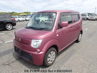 2012 SUZUKI MR WAGON G