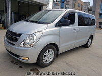2010 HYUNDAI STAREX LUXURY 12P M/T *GOOD CONDITION