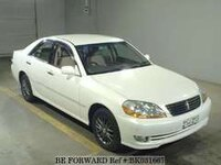 2004 TOYOTA MARK II GRANDE FOUR LIMITED