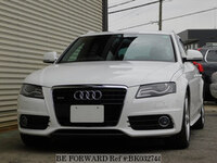 2009 AUDI A4 3.2 FSI QUATTRO S-LINE PACKAGE